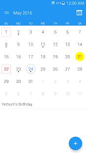 SL Calendar 2018 - náhled