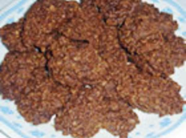 John's Favorite No-bake Chocolate Oatmeal Cookies Recipe