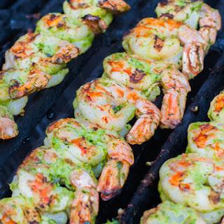 Shrimp Kabob Appetizers Recipes