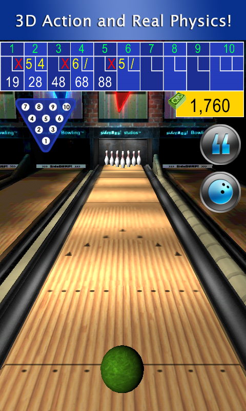 Скриншот Let's Bowl DeLUXE