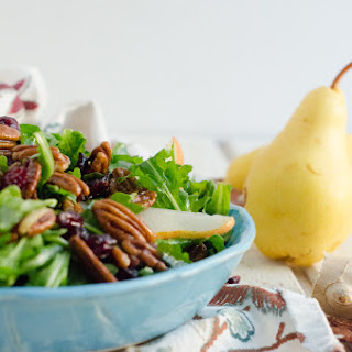 Ginger Pear Salad