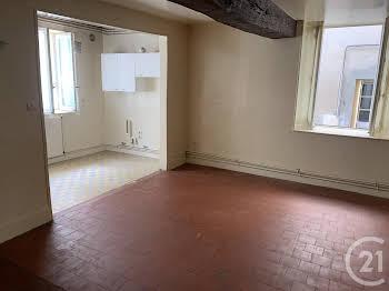 Appartement 2 pièces 58,24 m2
