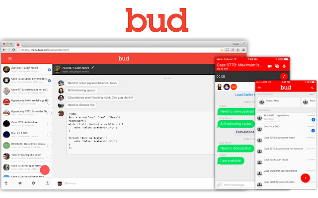 Bud Extension