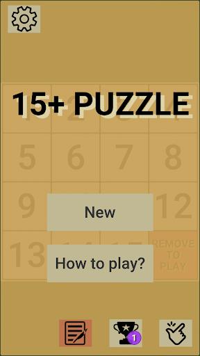 15+ PUZZLE cheat screenshots 1