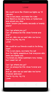 Taylor S. Lyrics - náhled