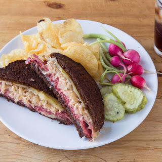 The Original Reuben Sandwich