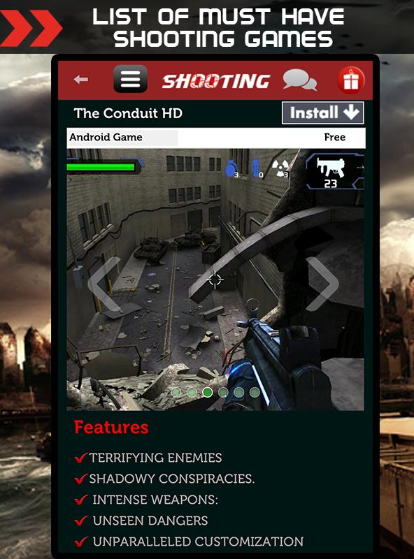 shooting games 3 players