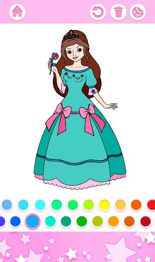 Princess Coloring Book 1.2.4 3
