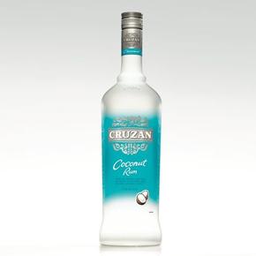 Logo for Cruzan Coconut Rum