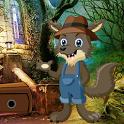 Werewolf Rescue 2 Best Escape Game-293 icon