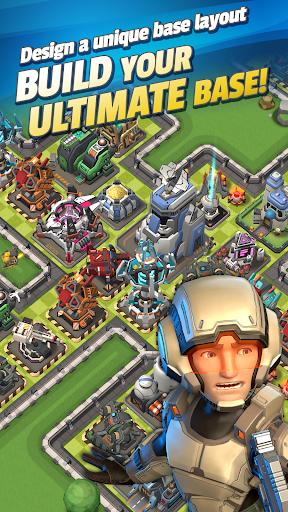 Download Mad Rocket: Fog of War - New Boom Strategy! MOD APK 1