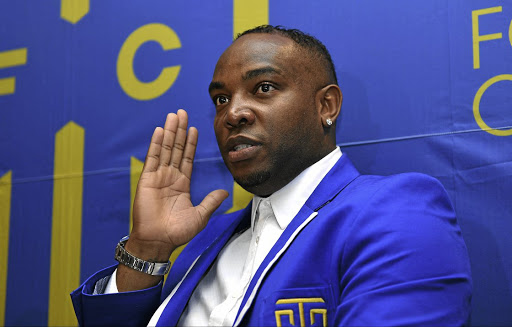 It is not clear what the future holds for former Cape Town City FC coach Benni McCarthy.