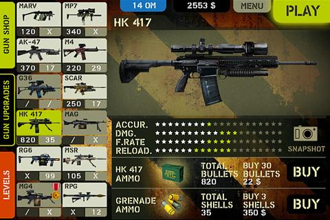 Скриншот Overkill