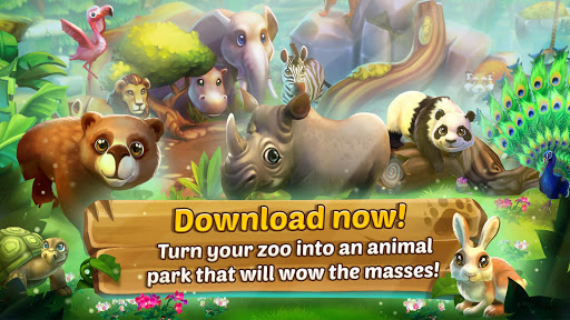 Zoo 2: Animal Park filehippodl screenshot 4