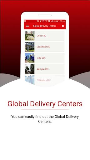 Fujitsu GDC 1.1 screenshots 2