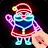 Learn to Draw Glow 0.9.09 Apk