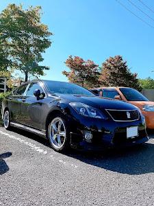 クラウンアスリート 200系 GRS200  アニバーサリーエディションのカスタム事例画像 Takuさんの2018年09月19日12:44の投稿