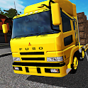 Mod BUSSID : Truck Fuso Tribal Muatan Kayu icon
