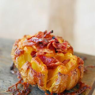 Bloomin' Baked Potato.