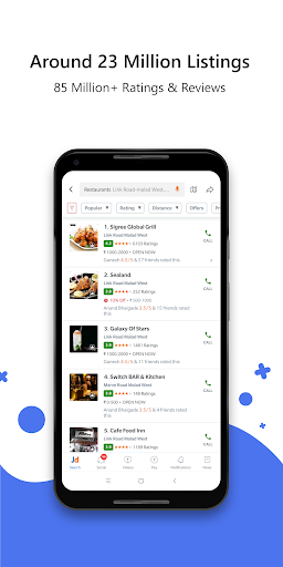 JD -Search, Shop, Travel, Food, Live TV, News 7.3.3 screenshots 2