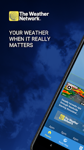 The Weather Network: Local Forecasts & Radar Maps 1