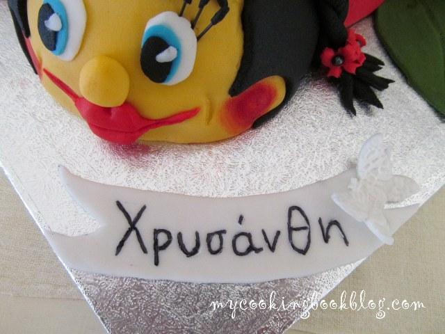 Торта Калинка