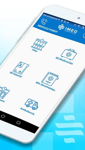 IMED Hospitales (App pacientes) ss2