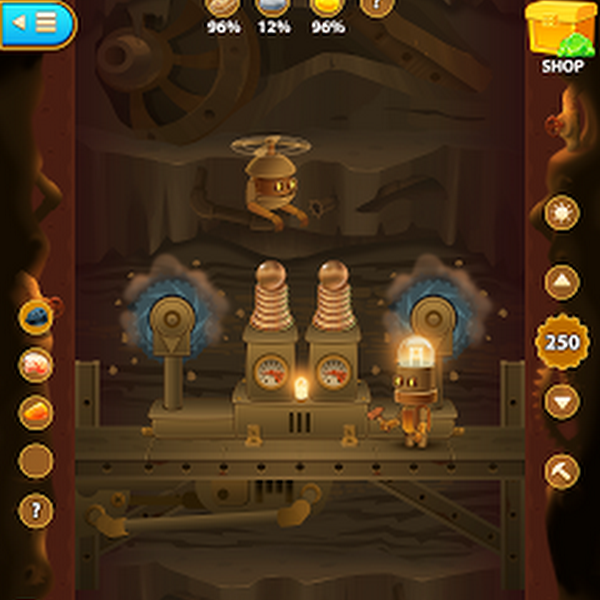 Deep Town: Mining Factory v2.5.0 (Mod Money)