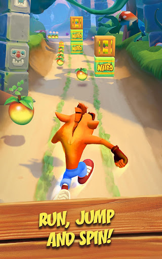 Crash Bandicoot Mobile 8