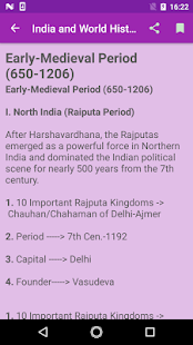 India World History Notes MCQ - náhled