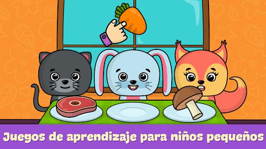 Juegos de niños para bebés de 2 – 5 años 1