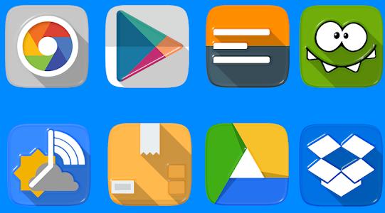 PLASTICON Square - Icon Pack v1.1.13