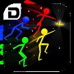 3D Stickman Fight - PURBG Game APK