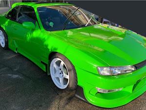 シルビア S14 後期のカスタム事例画像 GreenMankey/⊂((・⊥・))⊃/魔鬼さんの2020年10月11日22:48の投稿