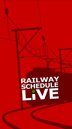 Railway Schedule Live