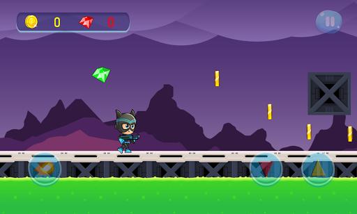 Infinity Run: Shooting Adventure 1.0 screenshots 4