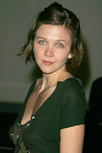 Photo: COMMENT with your birthday wishes for Maggie Gyllenhaal.  SEE Maggie front row at Rag & Bone: http://youtu.be/VbCSo1RMs64