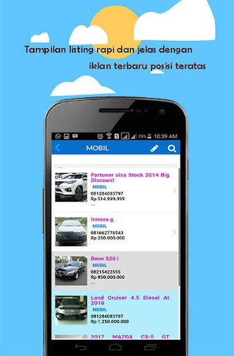 Mobil baru Apk Download 22