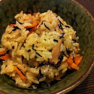 Fish With Rice Japanese Recipes