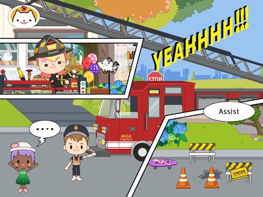 Miga Town: My Fire Station 1.2 screenshots 7