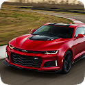 Camaro Drift Simulator icon