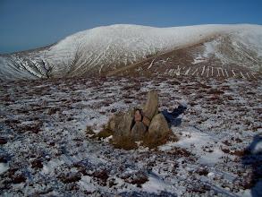Photo: Lyracappul & Carrignabinnia from Carrigeen Mountain
