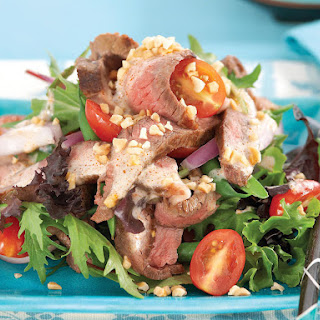 Beef and Peanut Salad