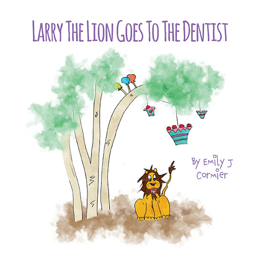 Larry The Lion Goes To The Dentist cover