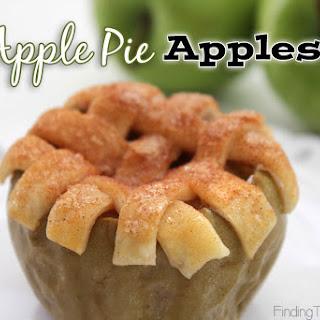 Apple Pie Apples.
