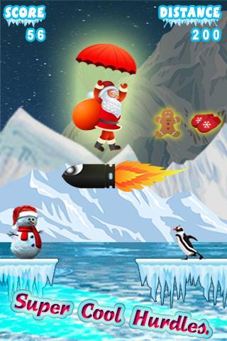 Run At North Pole 1.2 screenshots 2