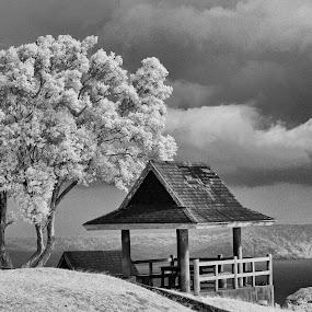 Hut by Mj Loyola Ganitano - Landscapes Travel