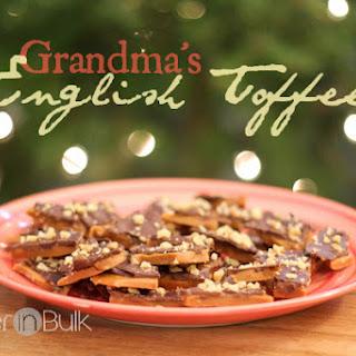 Traditional English Desserts Recipes.