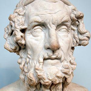 Homeros, återberättad av Pauline Francis