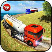 Oil Tanker Transporter 2018 Fuel Truck Driving Sim